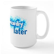 """""""Tea First..."""" Mug"""
