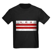 Washington DC Flag T