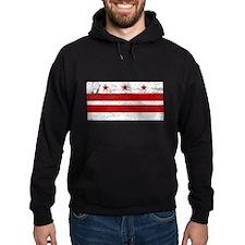 Washington DC Flag Hoodie