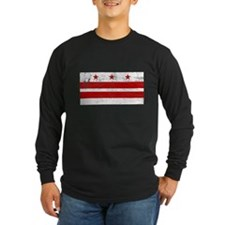 Washington DC Flag T