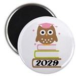 2029 Top Graduation Gifts Magnet