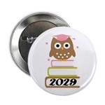 """2029 Top Graduation Gifts 2.25"""" Button"""