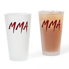MMA Drinking Glass
