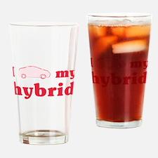 I Love My Hybrid Pint Glass