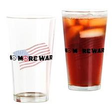 Anti War Pint Glass