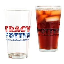 Tracy Potter 2010 Pint Glass
