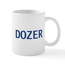Dozer Mug