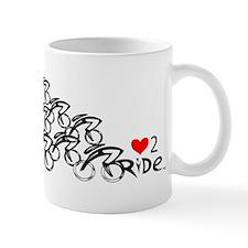 love 2 ride in a bunch Mug