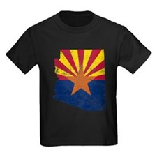 Arizona Flag Map T
