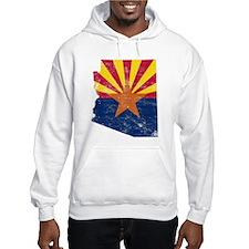 Arizona Flag Map Jumper Hoody