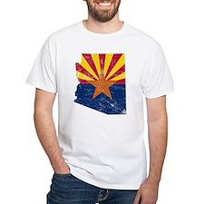 Arizona Flag Map Shirt