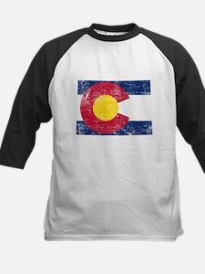 Colorado Flag Map Tee