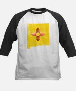 New Mexico Flag Map Tee