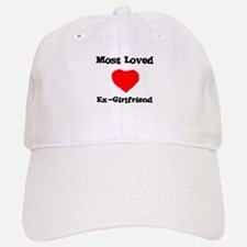 Most Loved Ex-Girlfriend Baseball Baseball Cap