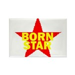 BORN STAR III Rectangle Magnet (10 pack)