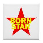 BORN STAR III Tile Coaster