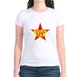 BORN STAR III Jr. Ringer T-Shirt