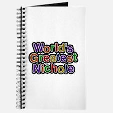 World's Greatest Nichole Journal