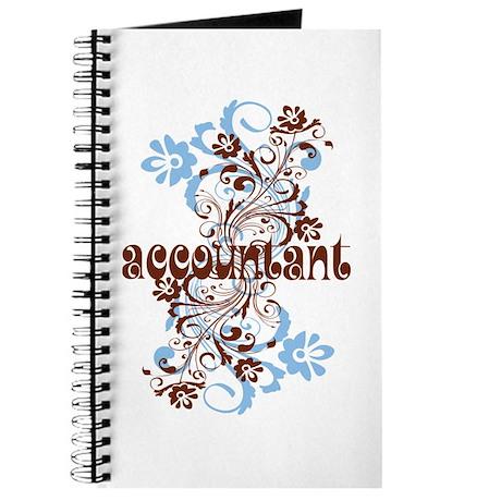 Accountant Gift Career Journal