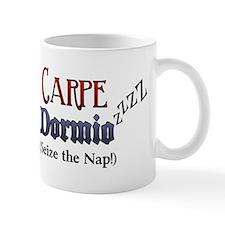 Carpe Dormio Mug