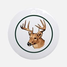 BUCKS R US Ornament (Round)