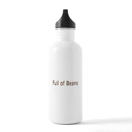 Full of Beans Stainless Water Bottle 1.0L