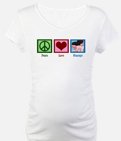 Peace Love Massage Shirt