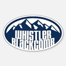 Whistler B.C. Decal