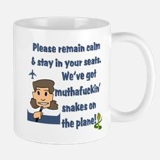 Stewardess S.O.A.P. Mug
