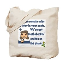 Stewardess S.O.A.P. Tote Bag