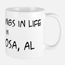 Best Things in Life: Tuscaloo Mug