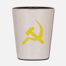 Hammer & Sickle Shot Glass
