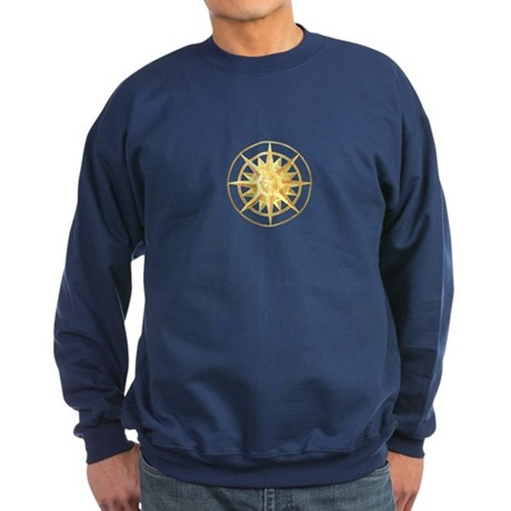 Compass Rose Sweatshirt (dark)