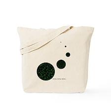 Funny Nematode Tote Bag