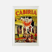 Cabiria Rectangle Magnet
