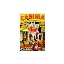 Cabiria Decal