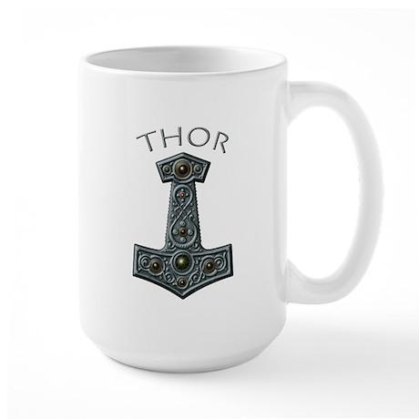 Thor's Hammer - Thor X-ST Large Mug