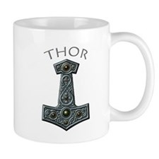Thor's Hammer - Thor X-ST Small Mugs