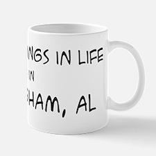 Best Things in Life: Birmingh Mug