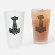 Thor's Hammer X-S Pint Glass
