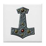 Thor's Hammer X-S Tile Coaster