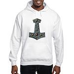 Thor's Hammer X-S Hooded Sweatshirt