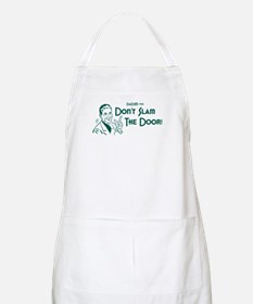 Dadism - Don't Slam The Door! Apron