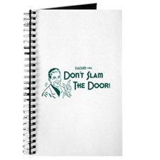 Dadism - Don't Slam The Door! Journal