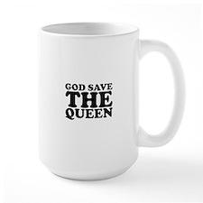 God Save the Queen (text: bla Mug