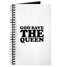 God Save the Queen (text: bla Journal
