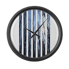 Cute Trunk Large Wall Clock