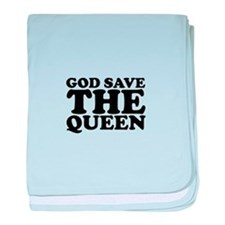 God Save the Queen (text: bla baby blanket