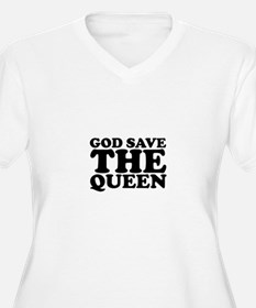 God Save the Queen (text: bla T-Shirt