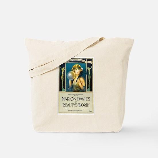 Beauty's Worth Tote Bag